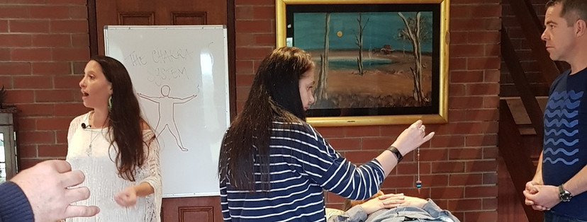 Accredited healer course Adelaide