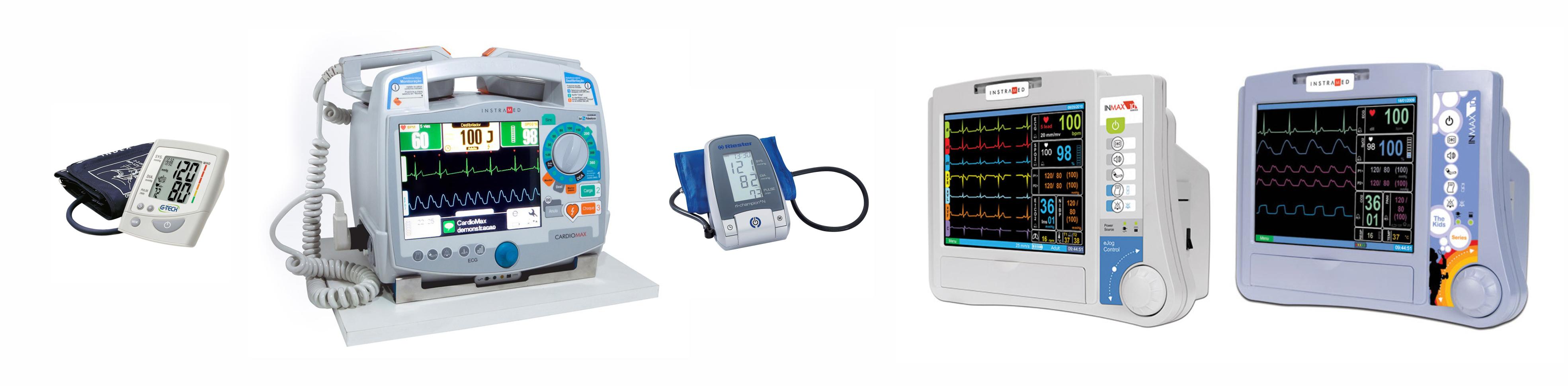 Calibração de eletromédicos
