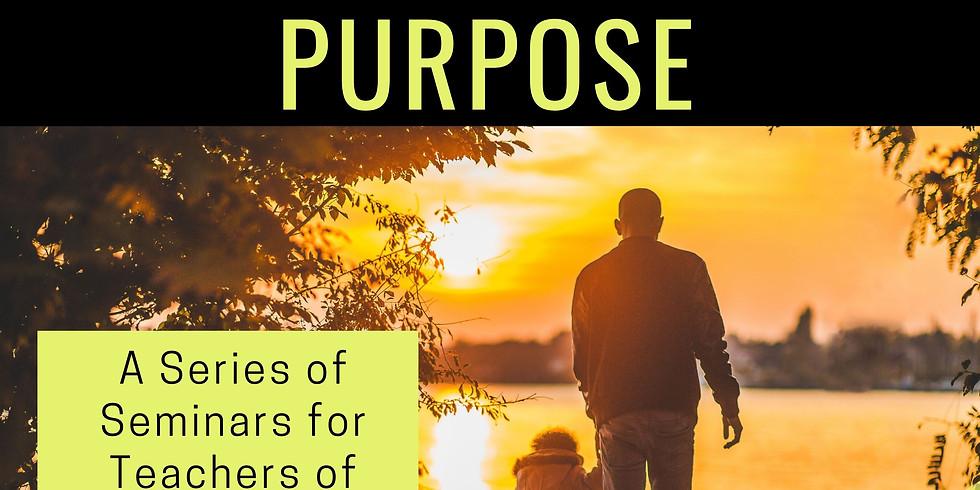 TEACH WITH A PURPOSE