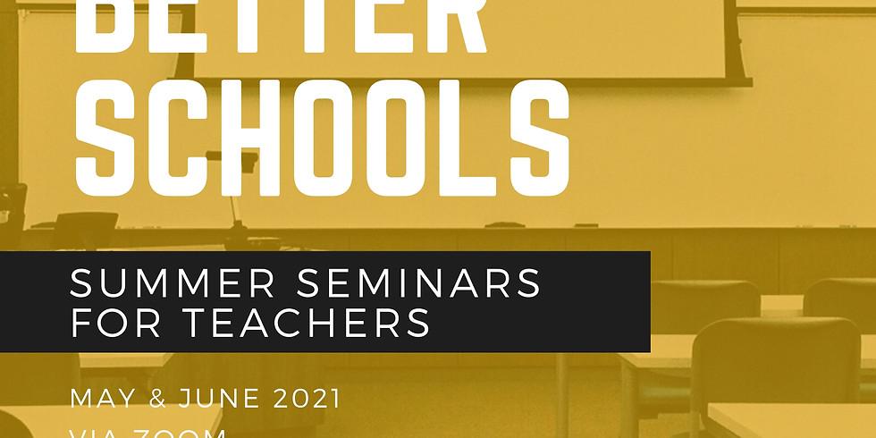 MAY 2021 Global Seminars for Teachers