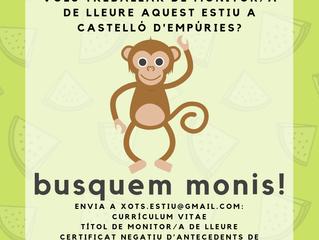 BUSQUEM MONIS!
