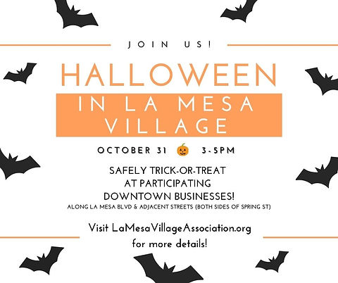 Halloween in La Mesa Village Social.jpg