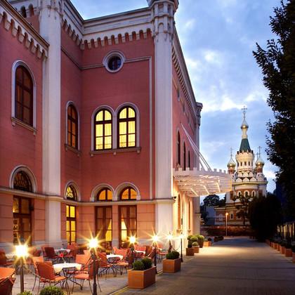 Imperial Riding School Renaissance Hotel, Vienna (2006)