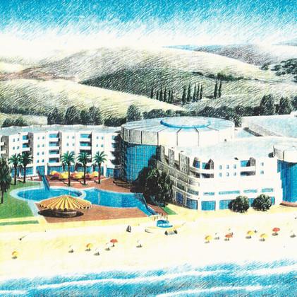 Club Hotel Casino Loutraki - Conceptual Design (1997)