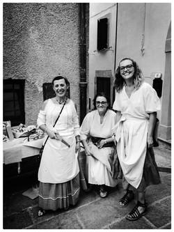 Ri.Vivi Capalbio nel 1950