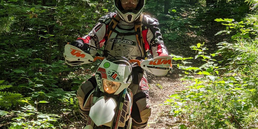 TCTR UP of Michigan Ride