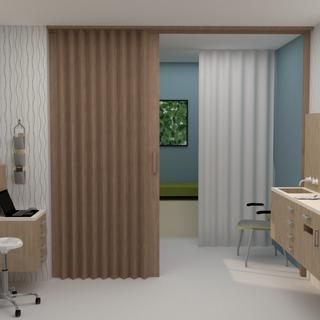 Mobile Clinic Interior