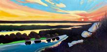 River Twlight