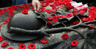 Remembrance Day: I don't appreciate your sacrifice