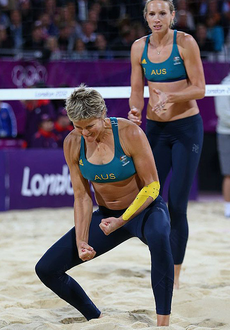 Beach Volleyball Doesn't Build Character, It Reveals It