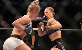 Ronda Rousey: Who Am I?
