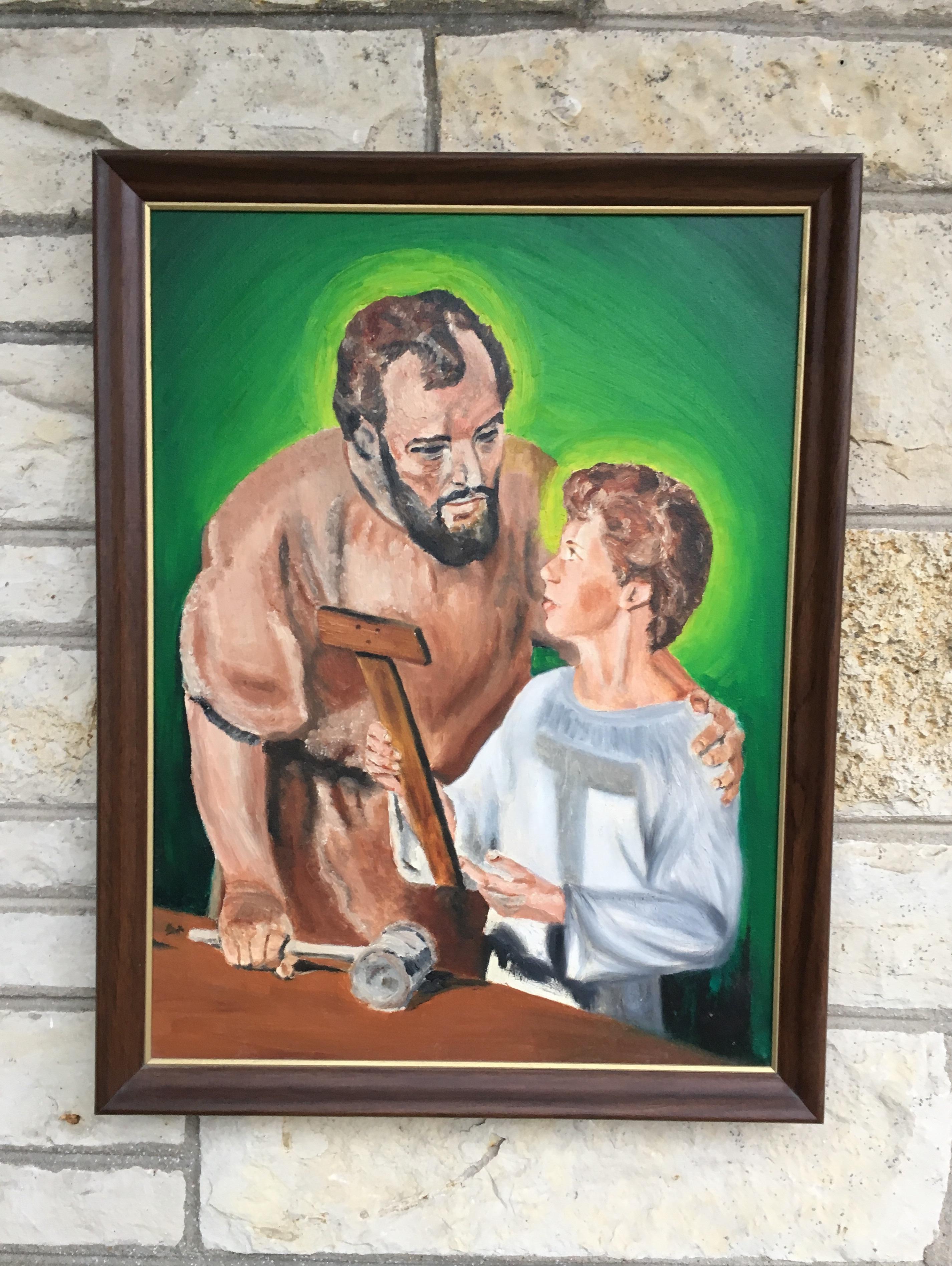 Joseph and the Boy Jesus