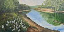 Wisconsin River Spring