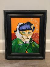 Crash Van Gogh