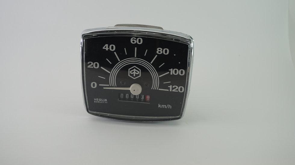Tacho 120km/h für Vespa V50 Spezial