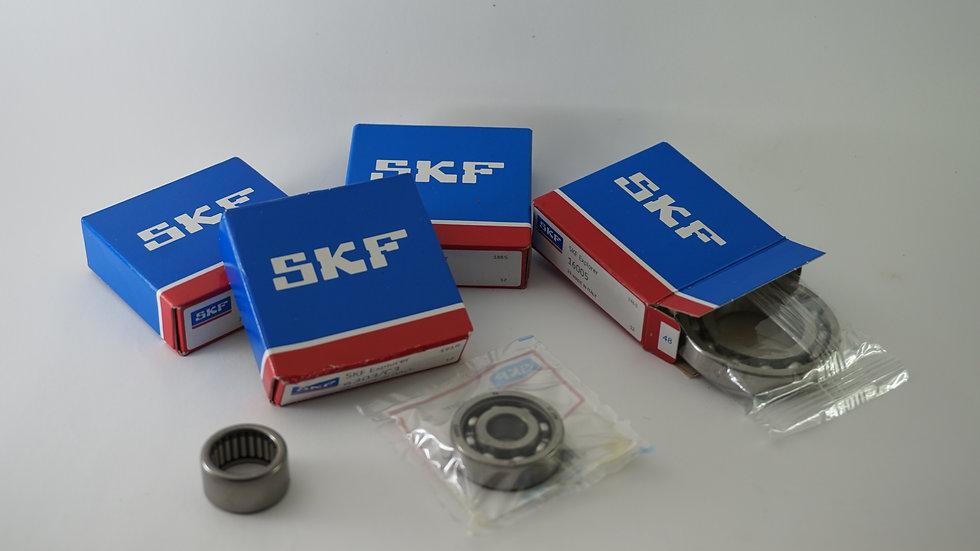 Lagersatz Motor; Vespa 50 2°/N/L/R/S 2°/Special/SR/SS /PK/XL/XL2