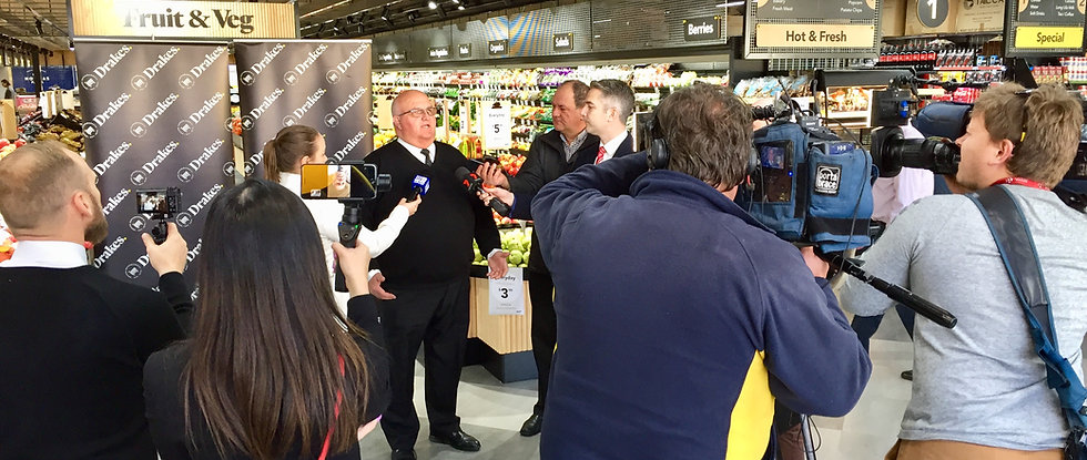 Drakes Supermarkets, Corporate Conversation