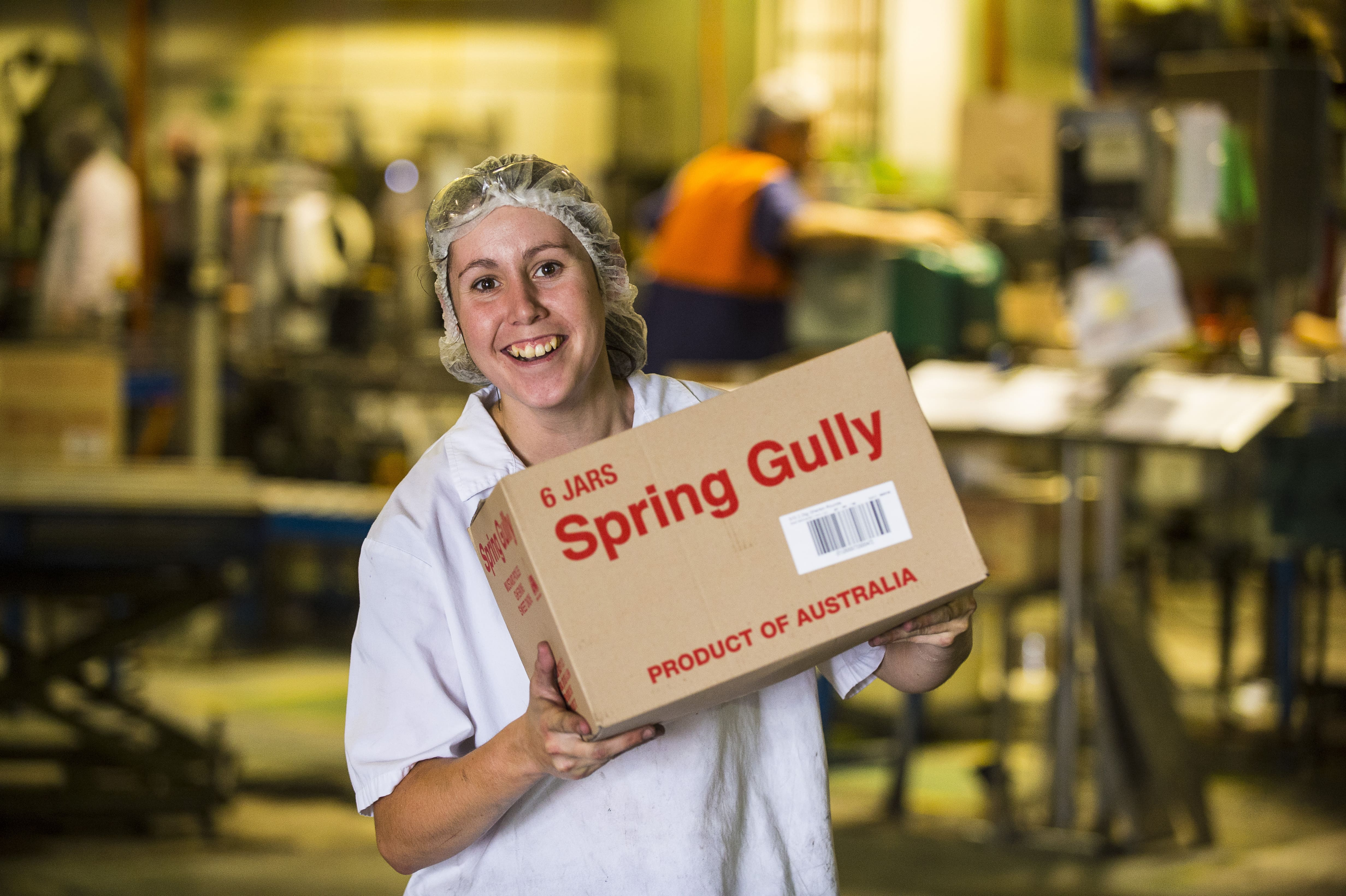 Spring Gully Foods