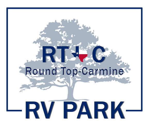 Round top carmine rv park logo