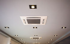 AIR conditioning (AC) & HVAC FOR HOME THEATRES BANGALORE, QUBIX TECHNOLOGIES