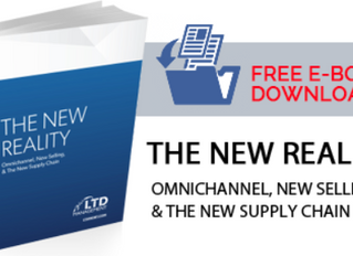 Download the free E-book - 'The New Reality' Omnichannel, New Selling & The New Supply C
