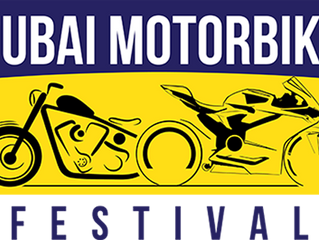 Join us at Dubai Motorbike Festival