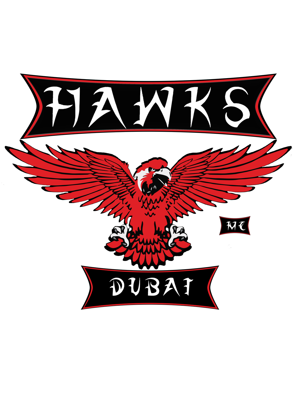 Hawks MC Logo