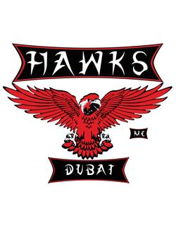 Hawks MC Logo
