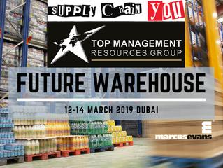Future Warehouse 2019 - 12 to 14 March, Dubai