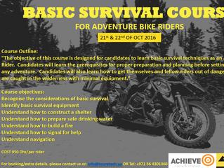 Calling Adventure Bike Riders!