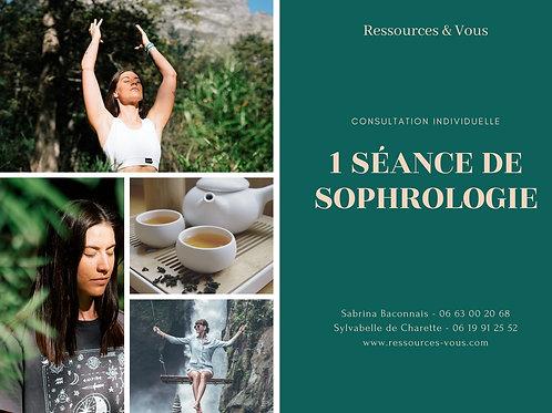 1 séance de Sophrologie - 1h30