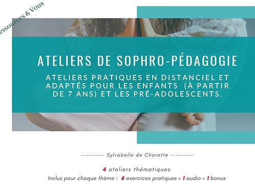 Ateliers de Sophro-pédagogie