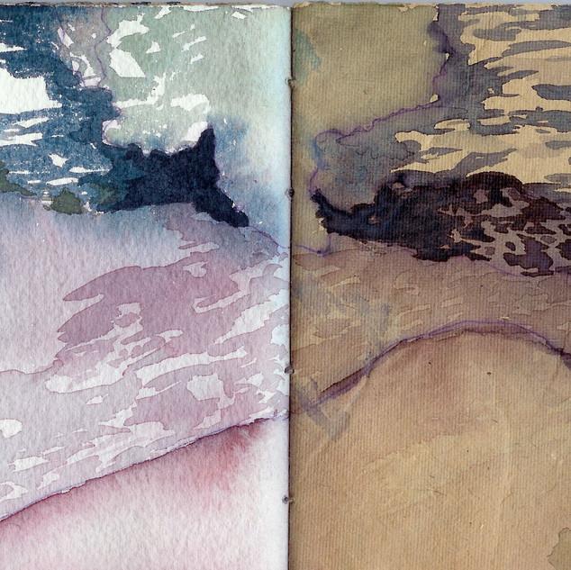 Dry Riverscape 2012