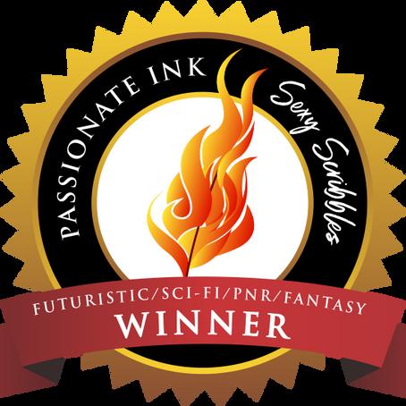 Award Winning Sexy Scribbler