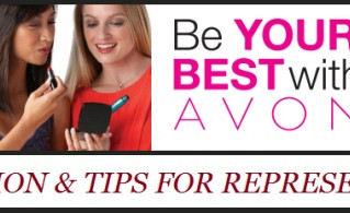 Top Tips on Growing Your Avon Business