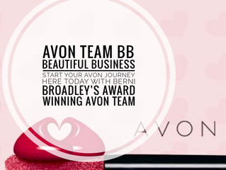 Why you should Join Avon here by Berni Broadley