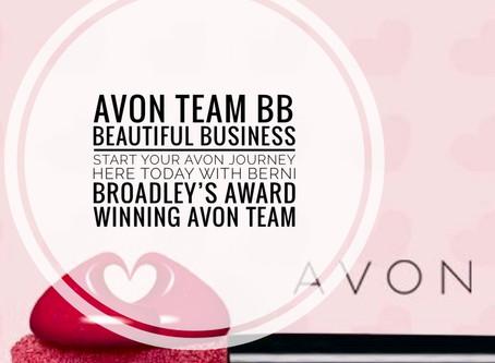 Why you shouldJoin Avon here by Berni Broadley