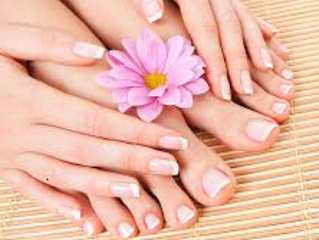 Restore damaged nails