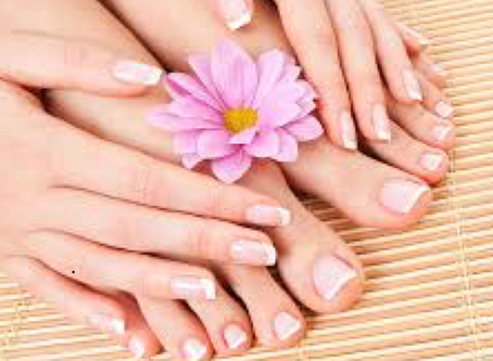 Restore damaged nails
