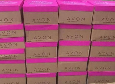 The Great AVON GiveAway!!!