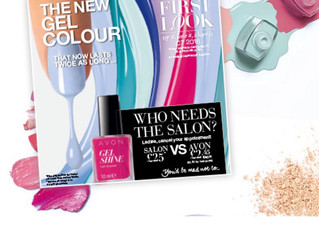 Save for those Special Items with Avon