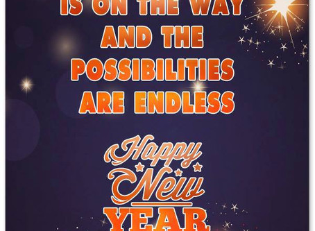 Wishing You All A Happy New Year!