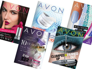 Become An Avon Representative in 2019.  See how we have changed in 60 years of being in the UK