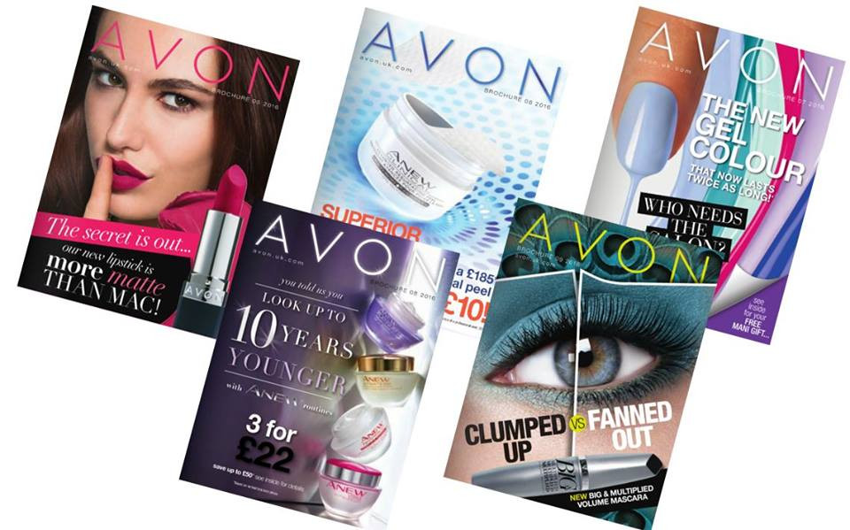 Avon, Join Avon, Become an Avon Rep, Be a Rep for Avon