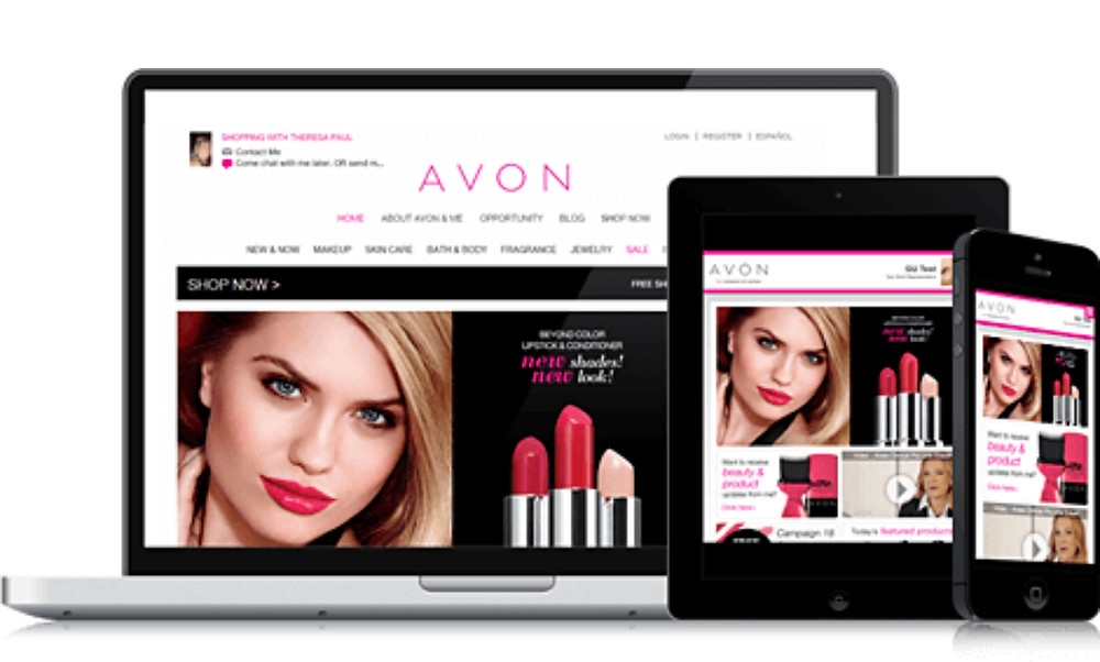 Avon. Join Avon. Become an Avon Representative