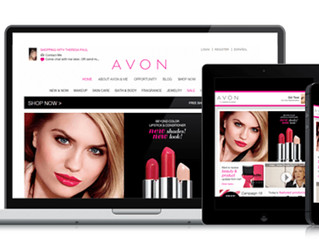 Join Avon Here Today