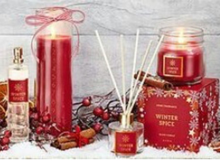 Christmas shopping with Avon