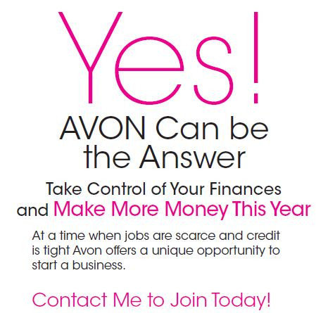 Avon, Become an Avon Rep, How do I sell Avon