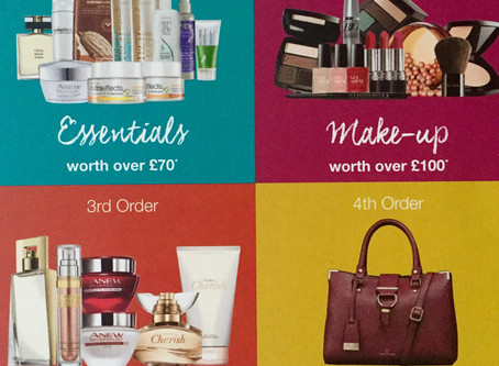 Join Avon Here Today and get all this...