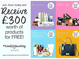 Avon Joining Perks!